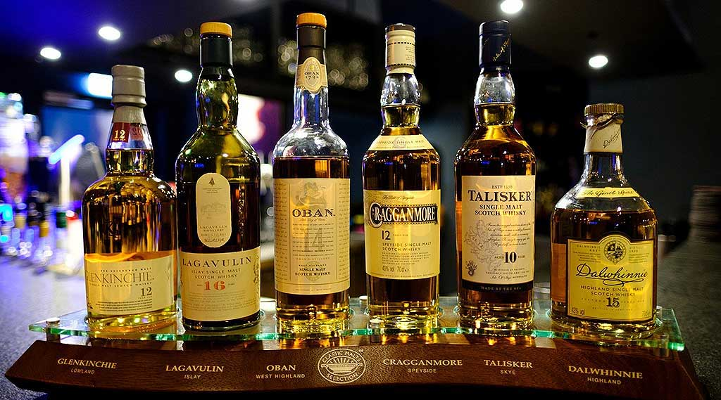 whisky-proeverij